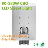 2017 alta eficiencia de la COB de alta potencia LED Street Light con Ce RoHS