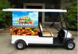 Populares eléctrica del carro de golf de la compra al por mayor de la Alimentación