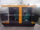Conjunto de generador diesel de Cummins 6bt 100kVA
