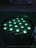 La IGUALDAD de interior de la iluminación 54PCS*3W de la decoración LED puede encenderse
