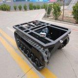 Estrutura/sistema de trilha de borracha Dp-Zw-180 para as máquinas 700kg