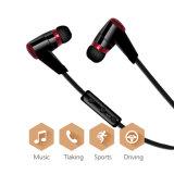Bluetooth 4.1 drahtloses Sport InOhr Stereokopfhörer Earbuds Kopfhörer mit Mikrofon (Schwarzes)