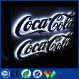 3D 높은 쪽으로 점화한 옥외 LED는, 큰 옥외 LED 편지 옥외, 표시 최고 옥외 표시를 써 넣는다