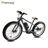 脂肪質のタイヤのクランクモーターMoutainの電気バイク