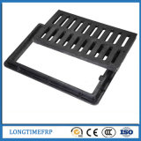 Couverture SMC Composite Manhole Trench Drain Grating