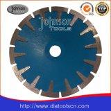 Blad van de zaag 125mm het Concave Blad van de Zaag (3.7.2)