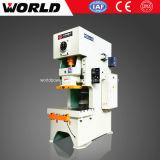 25ton 400ton al tipo excéntrico máquina de perforación de la prensa de potencia