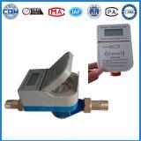 Medidor de água esperto pagado antecipadamente contrário do medidor de água de Digitas