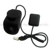 Registrador universal do carro DVR com função do GPS