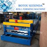 Rodillo automático completo de alta velocidad del azulejo del paso de progresión 1035 que forma la máquina