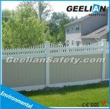 Forte rete fissa semi facilmente montata di segretezza del reticolo di alluminio
