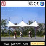 Tienda al aire libre del Carport de la estructura de acero de PVDF