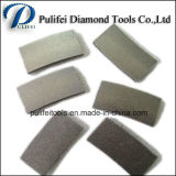 Segmento de diamante para el granito herramientas de corte de diamante de piedra