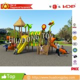 Wooden Children Outdoor Play Slides HD15A-152A