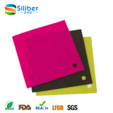 Promocional silicona caliente Platos Titular / Salvamanteles / mantel protector de la tabla