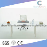 Lijst van het Bureau van de Kleur van het Frame van het metaal de Witte Uitvoerende Elegante