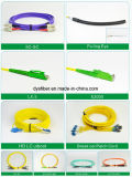 LC, Sc, FC, St, Mu, MTRJ, Mu, MPO, Odva, Fullaxs, шлямбур Patchcord оптического волокна, руководство заплаты оптического волокна, кабель заплаты оптического волокна