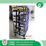 Складывая контейнер снабжения металла для перевозки с Ce