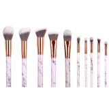 Le renivellement de Maquiagem balaye des produits de beauté de la beauté 10PCS/Lot