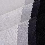 Warp Tricagem Interlining / 100% Polyester Interlining Fabric