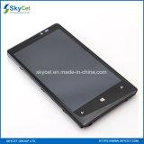 Lumia 920のための元のLCD表示のタッチ画面の計数化装置アセンブリ
