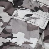 Imperméables de crabot d'Oxford de camouflage respectueux de l'environnement de qualité grands