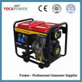 gerador 5kVA elétrico Diesel portátil pequeno