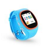 Niños del GPS impermeable anti-perdida móvil del teléfono celular reloj teléfono inteligente