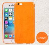Het uiterst dunne Marmeren Geval van de Telefoon van de Cel TPU voor iPhoneToebehoren (xsdd-047)