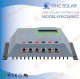Controlador solar da carga do escudo 12V/24V 50A PWM dos plásticos