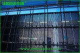 Indicador de diodo emissor de luz ao ar livre da cortina P15.625