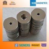 Angesenkter Magnet der Qualitäts-N35h Neodym