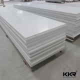 strati di superficie solidi acrilici modificati bianco del ghiacciaio di 12mm (M1708011)