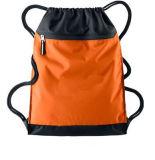 Le tissu fait sur commande d'Oxford de mode folâtre le sac de cordon avec le logo