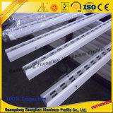 Perfil de alumínio com fazer à máquina do CNC