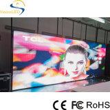 Afficheur LED P8 de publicité polychrome extérieur avec la taille 640*640mm
