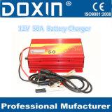 新製品12V 50Aの充電器のリチウムおよび鉛電池のための太陽携帯用カー・バッテリーの充電器