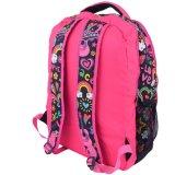 Personalizar para sacos de escola baratos dos sacos de livro das trouxas do vermelho da escola