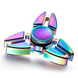 Filatore della mano della barretta di irrequietezza del metallo del Rainbow per gli adulti di sforzo di ansia