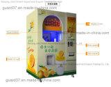 Máquina expendedora fresca del zumo de naranja