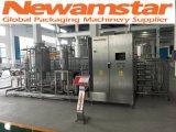 Newamstarの満ちる液体のための自動管状の滅菌装置機械