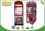 판매를 위한 아이 장난감 자동 판매기 클로 기중기 기계