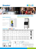 China Supplier Granular Ice Machine