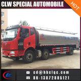 FAW 15000L 우유 유조 트럭 신선한 우유 수송 트럭