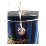 Étain trapu de position de série de position de Box&Tin de bidon de maïs éclaté en métal