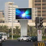 Pubblicità esterna fissata al muro economizzatrice d'energia del tabellone per le affissioni della visualizzazione di LED di Digitahi (P10)