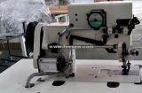 Máquina de costura decorativa do Moccasin grosso resistente programável da linha