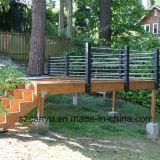 溶接された金網の電流を通された塀PVC上塗を施してある金網の塀