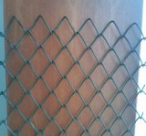 Гальванизированная загородка звена цепи /PVC Coated