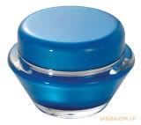装飾的な包装のためのUFOの形のアクリルのクリーム色の瓶